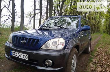 Hyundai Terracan 2002 в Обухове