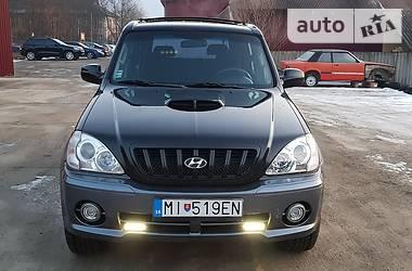 Hyundai Terracan 2004 в Ужгороде