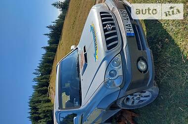 Hyundai Terracan 2002 в Верховине