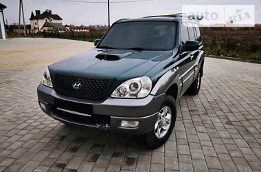 Hyundai Terracan 2004 в Луцке