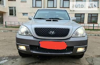 Hyundai Terracan 2005 в Чернигове