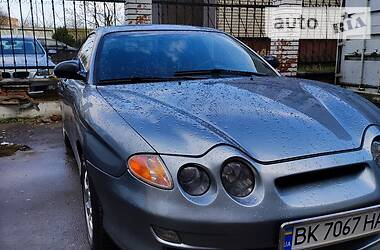 Купе Hyundai Tiburon 2000 в Ровно
