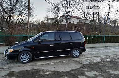 Hyundai Trajet 2003 в Чернівцях
