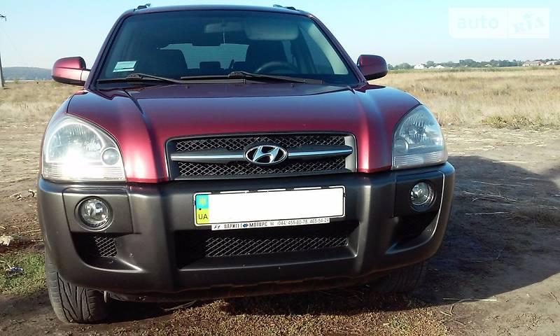 Hyundai Tucson 2007 в Первомайске