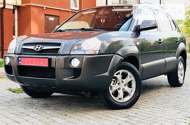 Hyundai Tucson 2009 в Ивано-Франковске