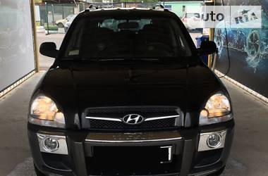 Hyundai Tucson 2009 в Запорожье
