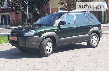 Hyundai Tucson 2007 в Ивано-Франковске
