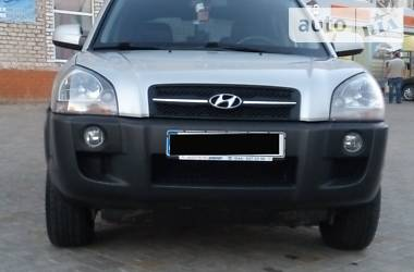 Hyundai Tucson 2007 в Северодонецке