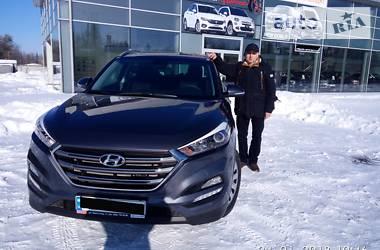 Hyundai Tucson 2017 в Дніпрі