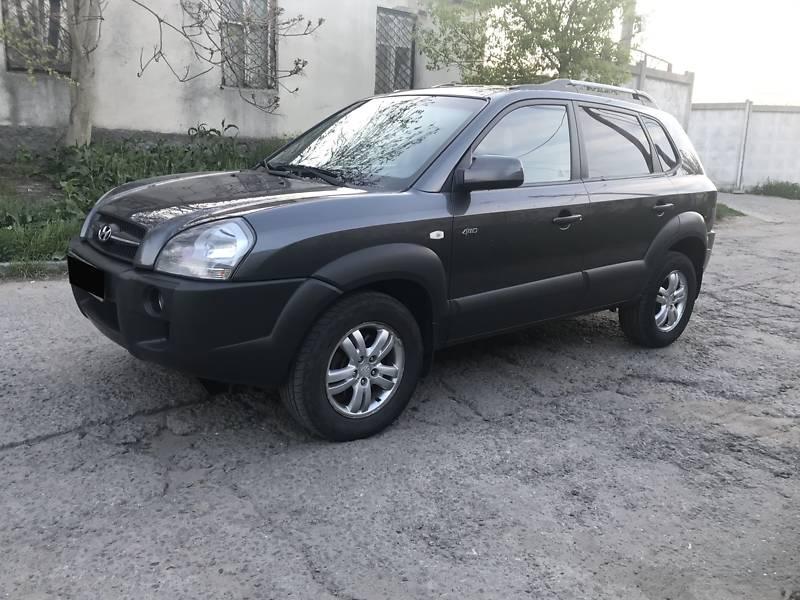 Hyundai Tucson 2009 года в Одессе