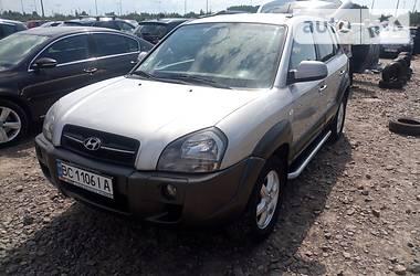 Hyundai Tucson 2006 в Львове