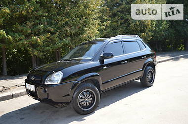 Hyundai Tucson 2008 в Ровно