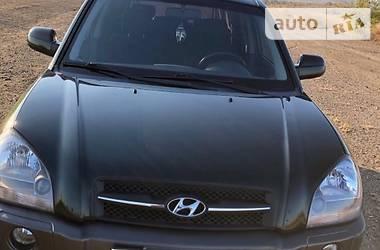 Hyundai Tucson 2008 в Северодонецке