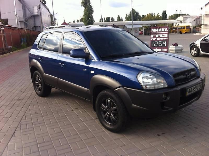 Hyundai Tucson 2007 в Киеве