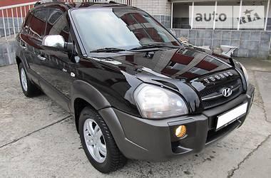 Hyundai Tucson 2007 в Нетешине