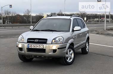 Hyundai Tucson 2005 в Виннице