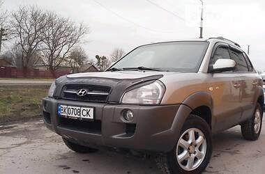 Hyundai Tucson 2005 в Корце