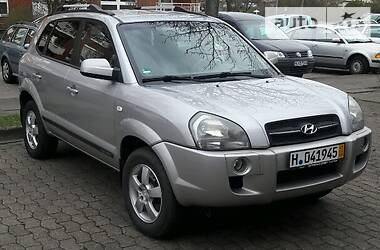 Hyundai Tucson 2005 в Бучаче
