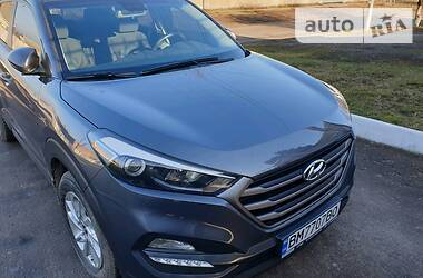 Hyundai Tucson 2017 в Сумах