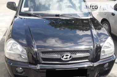 Hyundai Tucson 2008 в Луцке