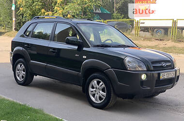 Hyundai Tucson 2008 в Днепре