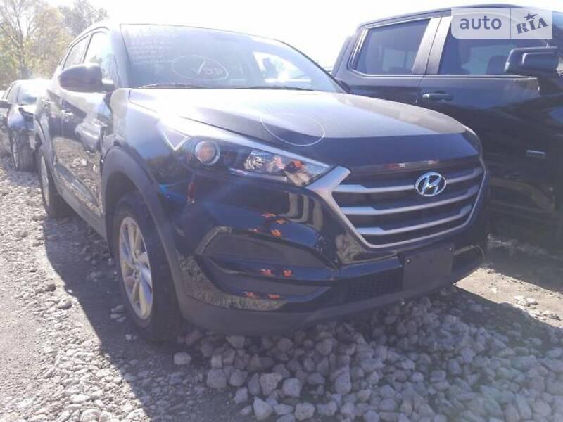 Hyundai Tucson 2017 в Києві