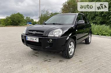 Внедорожник / Кроссовер Hyundai Tucson 2005 в Киеве