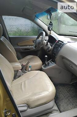 Внедорожник / Кроссовер Hyundai Tucson 2005 в Новомосковске