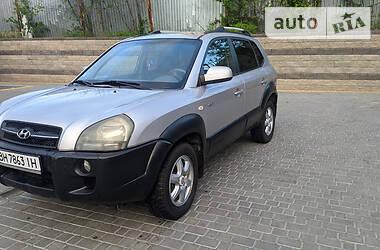 Внедорожник / Кроссовер Hyundai Tucson 2005 в Одессе