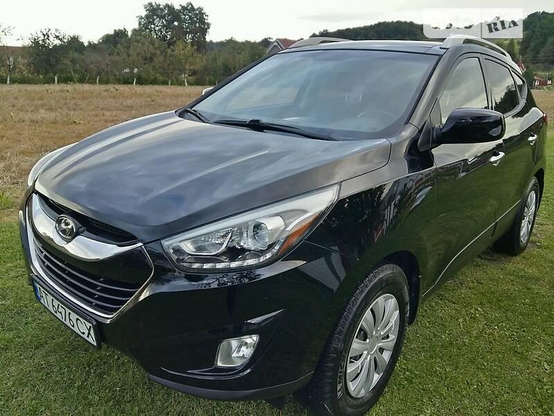 Hyundai Tucson limited edition