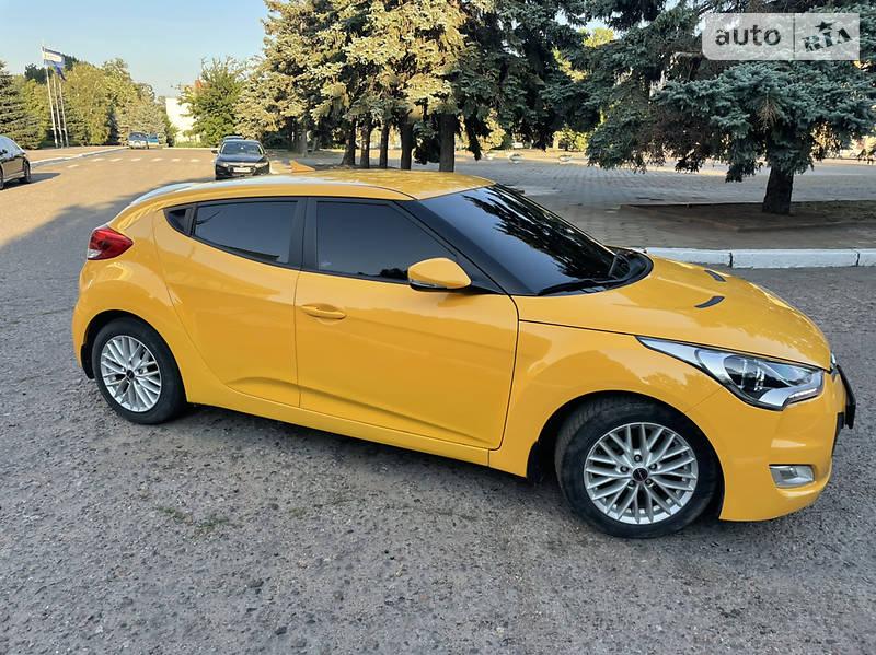Купе Hyundai Veloster 2012 в Одессе