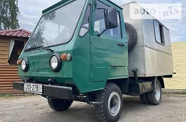 IFA (ИФА) Multicar 1988 в Могилев-Подольске