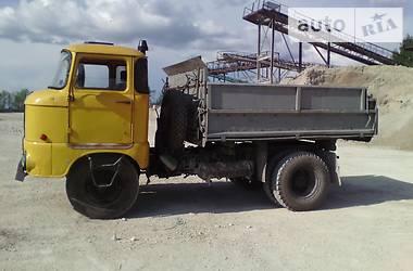 IFA (ИФА) W50 1987 в Тернополе