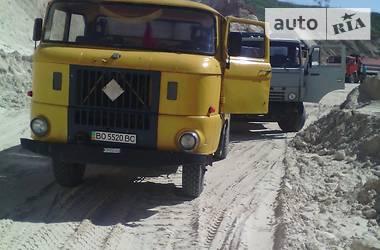 IFA (ИФА) W50 1985 в Тернополе