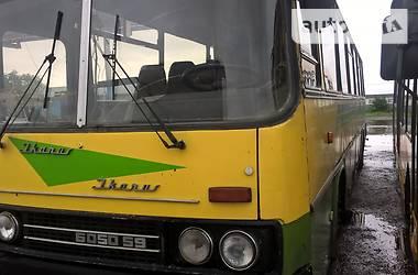 Икарус 250 1988 в Ужгороде