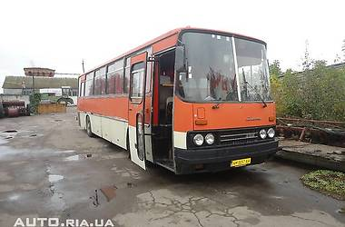 Ікарус 256 1990 в Житомирі