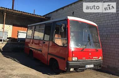 Ікарус 543 1990 в Трускавці