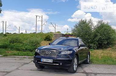 Позашляховик / Кросовер Infiniti FX 35 2007 в Хмельницькому