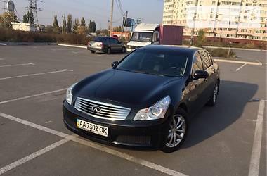 Infiniti G35 2007 в Киеве