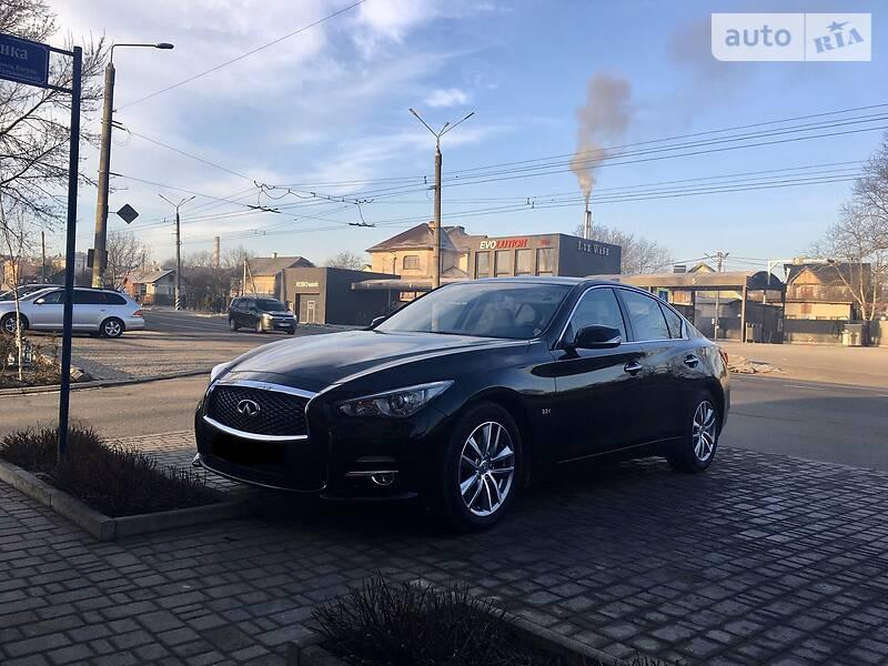 Infiniti Q50 2016 в Ивано-Франковске