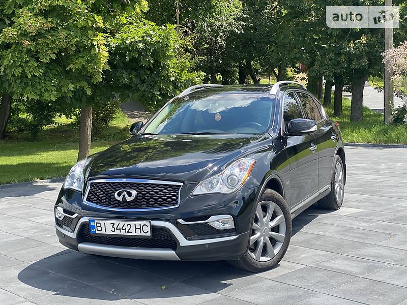 Позашляховик / Кросовер Infiniti QX50 2016 в Києві