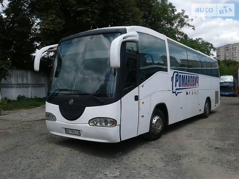 Туристичний / Міжміський автобус Irizar Century 1998 в Рівному