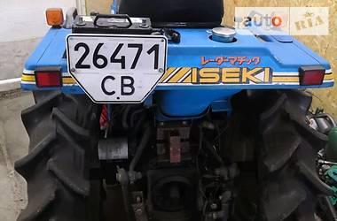 Iseki TU 165 1987 в Корюковке