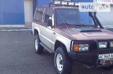 Isuzu Trooper 1987 в Ковеле