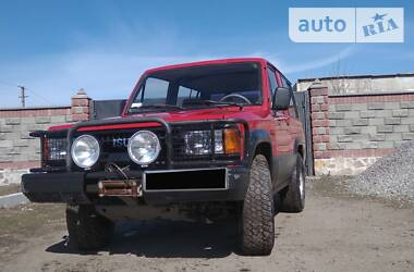 Isuzu Trooper 1987 в Сарнах