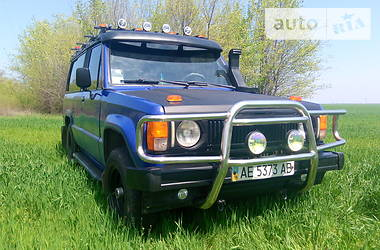 Isuzu Trooper 1983 в Кривом Роге