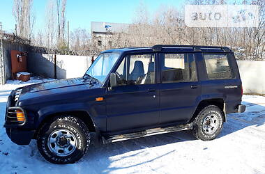 Isuzu Trooper 1989 в Кременчуге