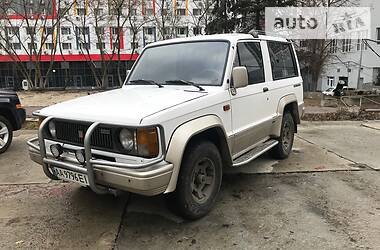 Isuzu Trooper 1990 в Киеве