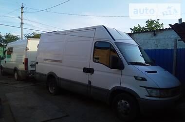 Легковой фургон (до 1,5 т) Iveco 35C13 2005 в Кропивницком