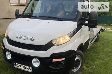 Эвакуатор Iveco 35S13 2016 в Львове